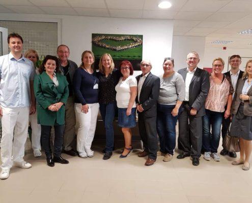 Paderborni hospice delegáció